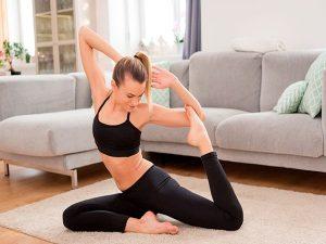 Những lợi ích khi tập Yoga