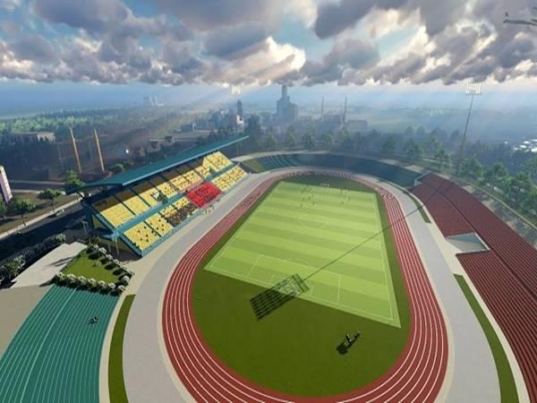 Top những sân vận động đẹp nhất Việt Nam hiện nay