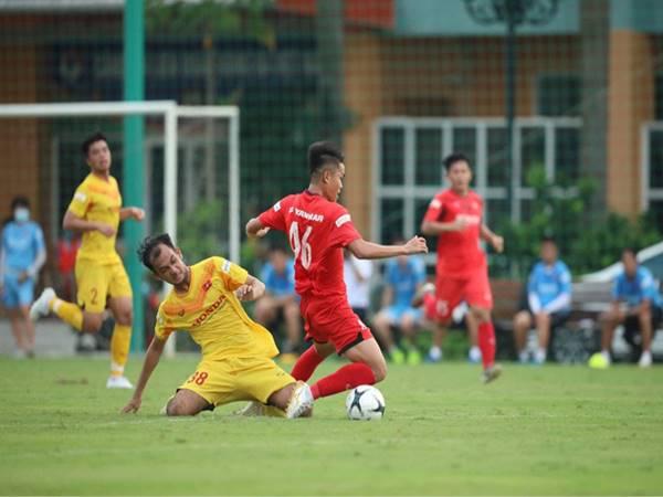 U22 Việt Nam sẽ có trận đấu thử sức với CLB Viettel