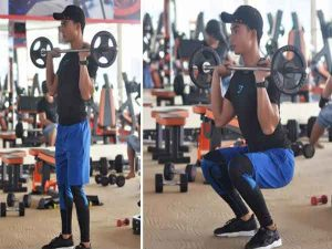 Các bài tập cơ chân cho nam có bắp chân cuồn cuộn