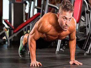 Bài tập gym tăng cân cho nam tại nhà hiệu quả