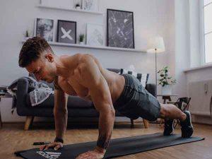 Cách tăng cơ bắp tại nhà hiệu quả chẳng cần tới phòng Gym