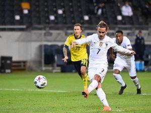 Dự đoán kèo Châu Á Pháp vs Thụy Điển (2h45 ngày 18/11)