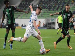 Dự đoán Dynamo Kiev vs Ferencvarosi (3h00 ngày 9/12)
