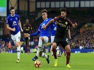 Dự đoán trận đấu Everton vs Man City (3h00 ngày 29/12)