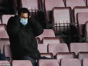 Tin bóng đá 30/12: Barcelona yếu ớt trong ngày không có Lionel Messi