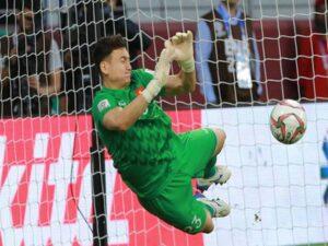 Hướng dẫn kỹ thuật thủ môn trong thi đấu bóng đá