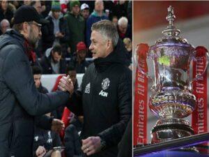 Tin bóng đá 12/1: Man United sẽ chạm trán Liverpool ở vòng 4 Cup FA