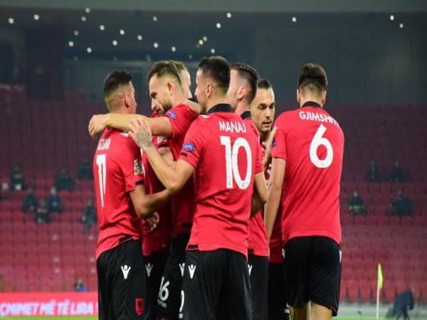 Dự đoán bóng đá San Marino vs Albania (1h45 ngày 1/4)