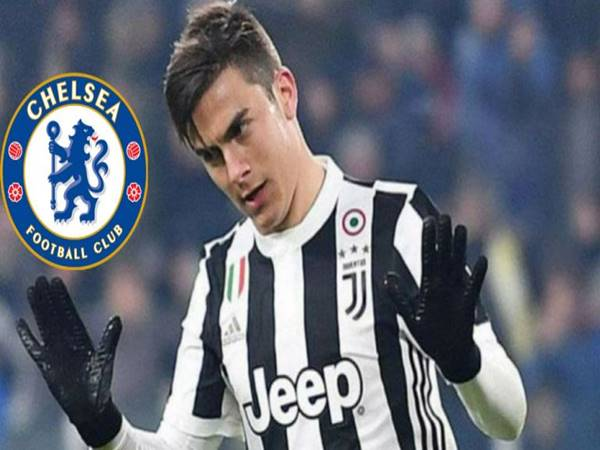 Tin bóng đá 24/3: Juventus sẵn sàng bán ngôi sao Paulo Dybala