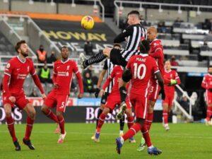 Dự đoán tỷ lệ Liverpool vs Newcastle (18h30 ngày 24/4)
