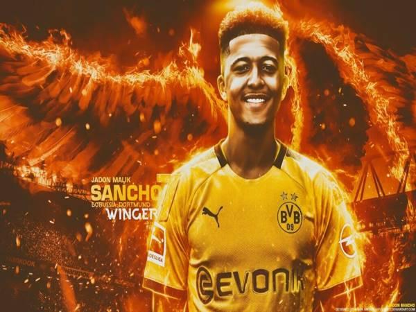 Tiểu sử Jadon Sancho - Ngôi sao sáng của Borussia Dortmund