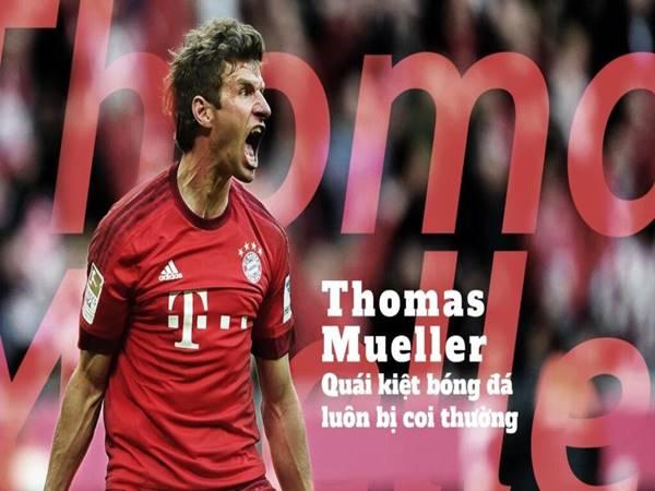 Tiểu sử Thomas Muller - Ngôi sao bóng đá Bayern Munich
