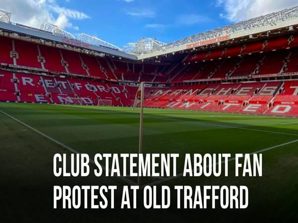 Tin bóng đá 4/5: Man United ra thông báo về sự cố trên sân OTF