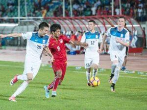 Dự đoán tỷ lệ Myanmar vs Kyrgyzstan (14h00 ngày 11/6)