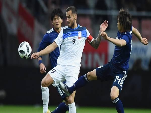 Dự đoán tỷ lệ Nhật Bản vs Kyrgyzstan (17h25 ngày 15/6)