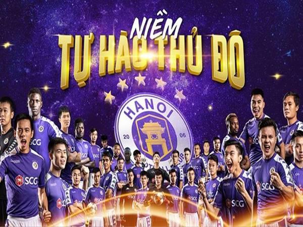 Câu lạc bộ Hà Nội FC – Thông tin cơ bản về câu lạc bộ bóng đá Hà Nội