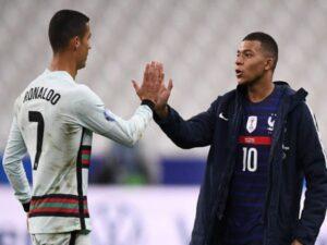 Bóng đá QT chiều 6/8: Tương lai Ronaldo phụ thuộc vào Mbappe