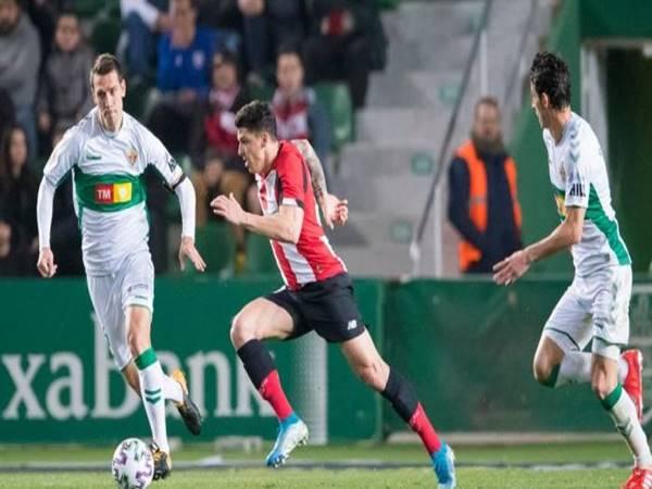 Dự đoán tỷ lệ Elche vs Athletic Bilbao (3h00 ngày 17/8)