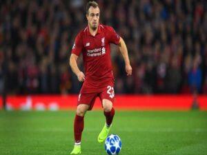 Tin bóng đá 10/8: Liverpool quyết không bán Shaqiri với giá bèo