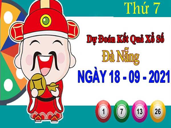 Dự đoán XSDNG ngày 18/9/2021 – Dự đoán KQ Đà Nẵng thứ 7 chuẩn xác