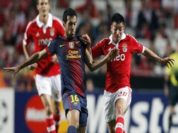 Dự đoán kèo Châu Á Benfica vs Barcelona (2h00 ngày 30/9)