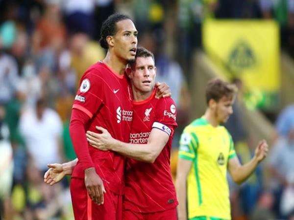 Tin bóng đá 21/9: Sao Liverpool dành lời khen cho một đồng đội