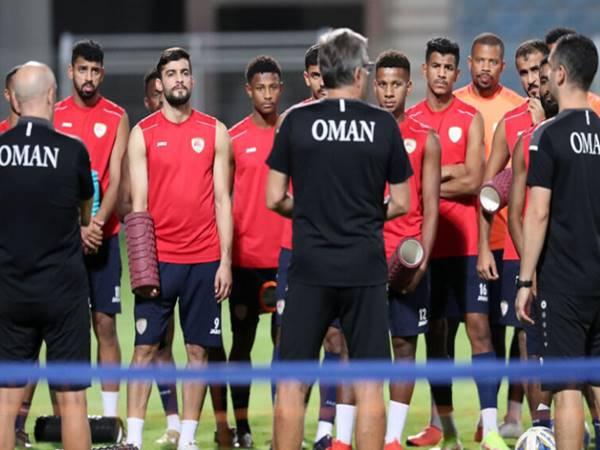 Bóng đá Việt 12/10: Oman nhận cú hích lực lượng gặp VN